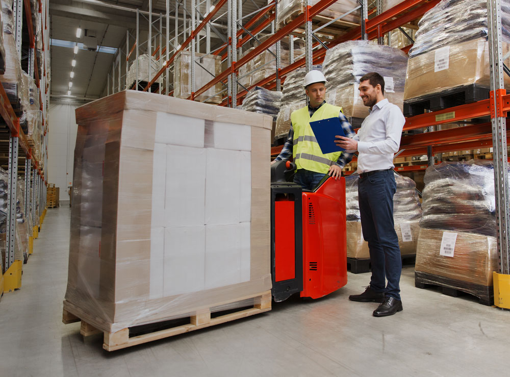 Les solutions logistiques nous simplifient la vie
